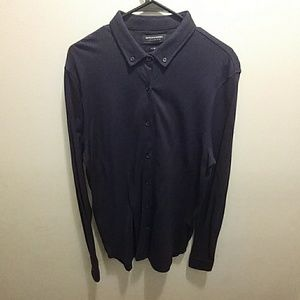Denim & Flower Men's Slim Fit Shirt